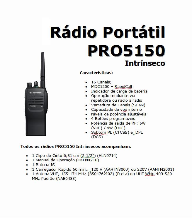 ll systems revenda premium motorola tecnologia em comunica o e rh llsystems com br Alcatel Phones Manual manual de programacion motorola pro5150